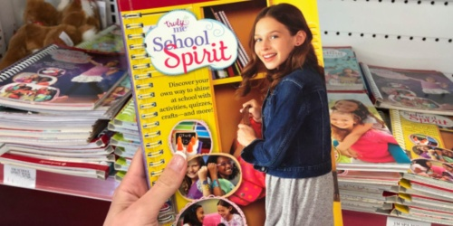 Up to 40% Off American Girl Books, Outfits & Playsets
