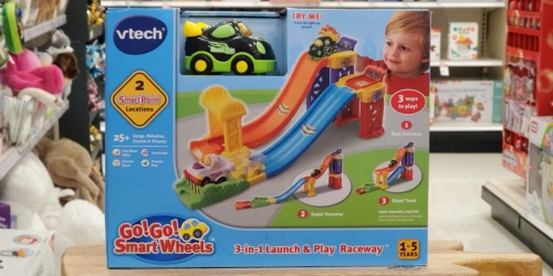25% Off VTech Go! Go! Smart Wheels Toys at Target | In-Store & Online