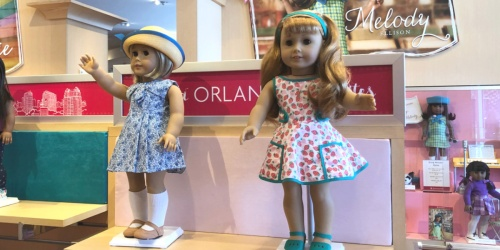 RARE 25% Off One American Girl Item | Choose from Dolls, Playsets & More