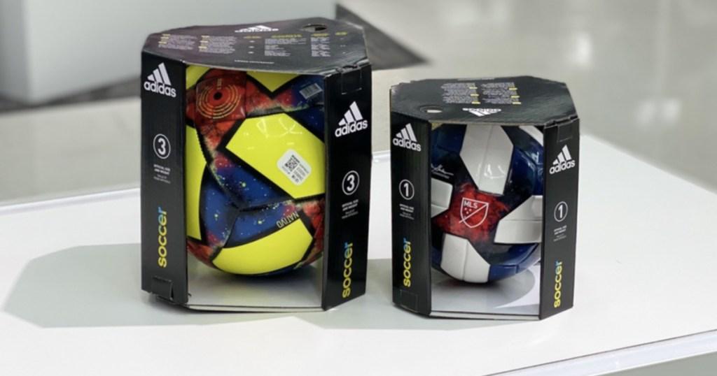 Adidas Soccer Balls at Target