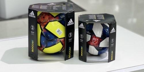 45% Off Adidas MLS Soccer Balls & Gear at Target