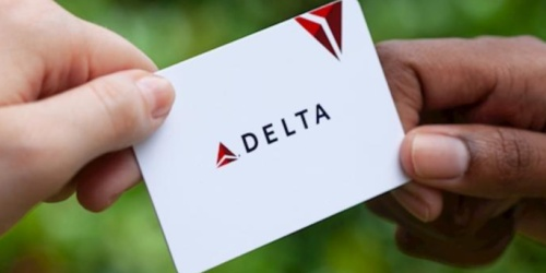 $500 Delta Air Lines Gift Card Only $449.99 Shipped on Costco.com