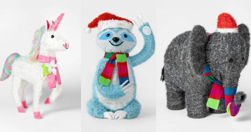 Wondershop Lighted Novelty Sculptures at Target