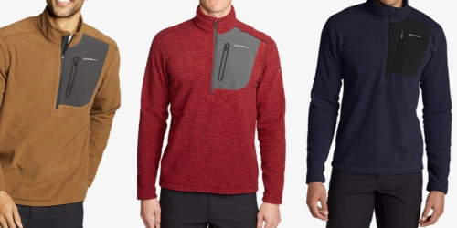 Up to 80% Off Eddie Bauer Apparel for the Family | Pullovers, Hoodies & More