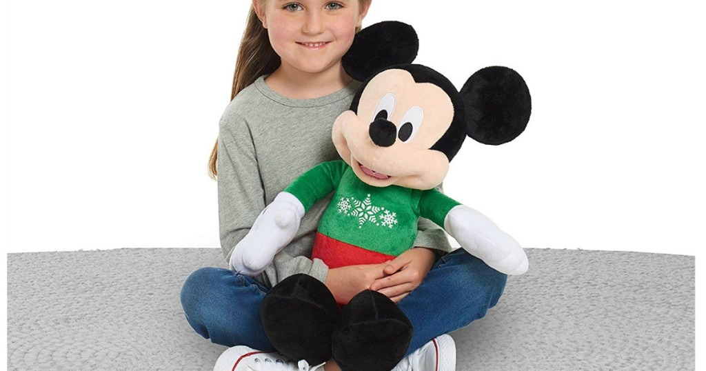 2019 Disney Holiday Mickey Mouse