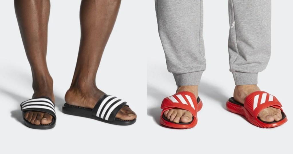 Adidas Men's Slides
