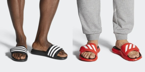 Adidas Men's Slides as Low as $11.99 Shipped (Regularly $35)