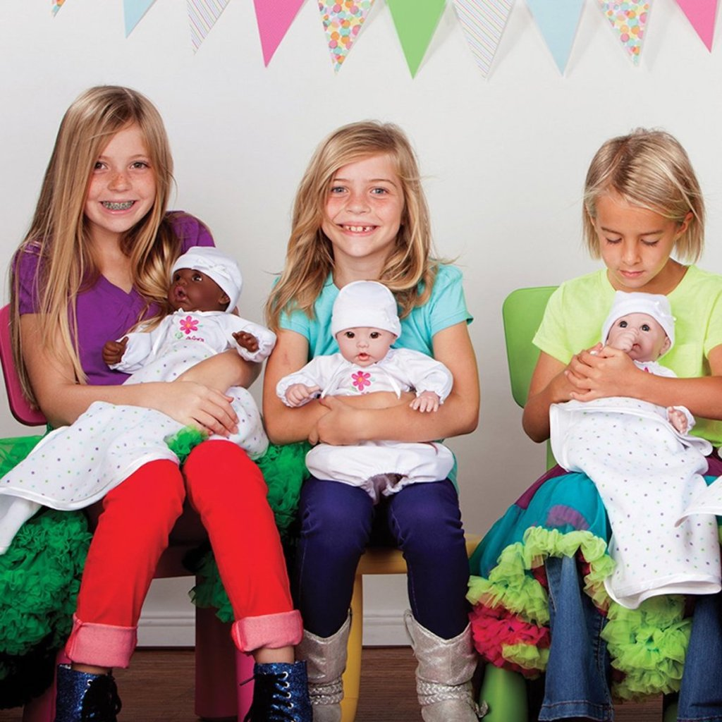 Adora Nursery Time Baby Dolls