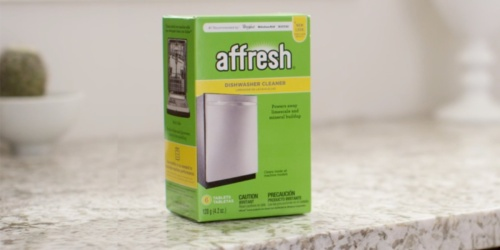Affresh Dishwasher Cleaner 6-Pack Only $3.37 Shipped at Amazon