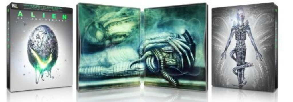 Alien Steelbook Blu-ray collection