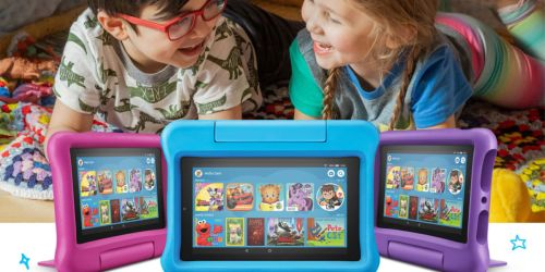 Amazon Kids Edition Fire Tablets as Low as $49.99 Shipped | Includes 1-Year FreeTime Unlimited