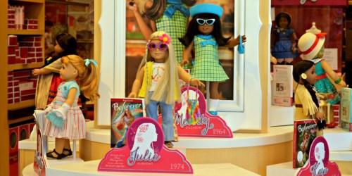 American Girl Mini Doll & Book Bundles Only $20 Each (Regularly $70)