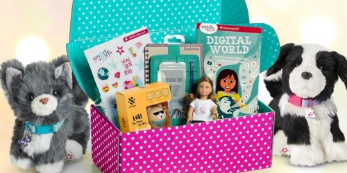 Up to 50% Off American Girl Pet Sets & Smart Girls Guide Kits