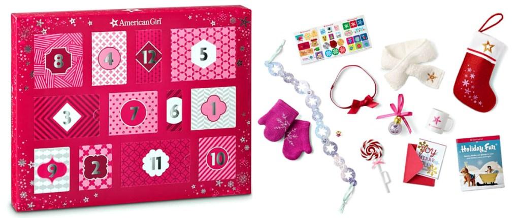 American Girl Countdown to Christmas Set