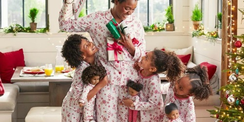 American Girl Matching Pajama Sets for Girls, Moms & Dolls Only $98