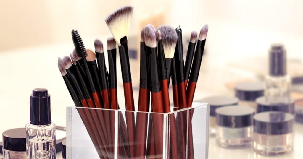 Anjou Makeup Brush Set