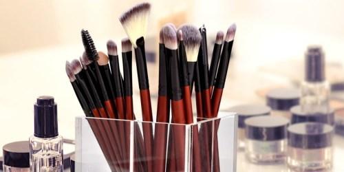 Anjou 24-Piece Makeup Brush Set Only $6.99 on Amazon