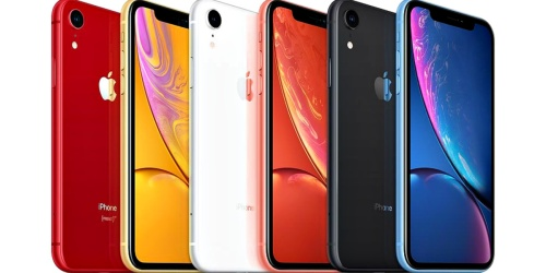 Apple iPhone XR Only $5/Month at AT&T