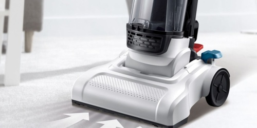 Black+Decker Lightweight Compact Upright Vacuum Just $39.99 Shipped at Target (Regularly $60)