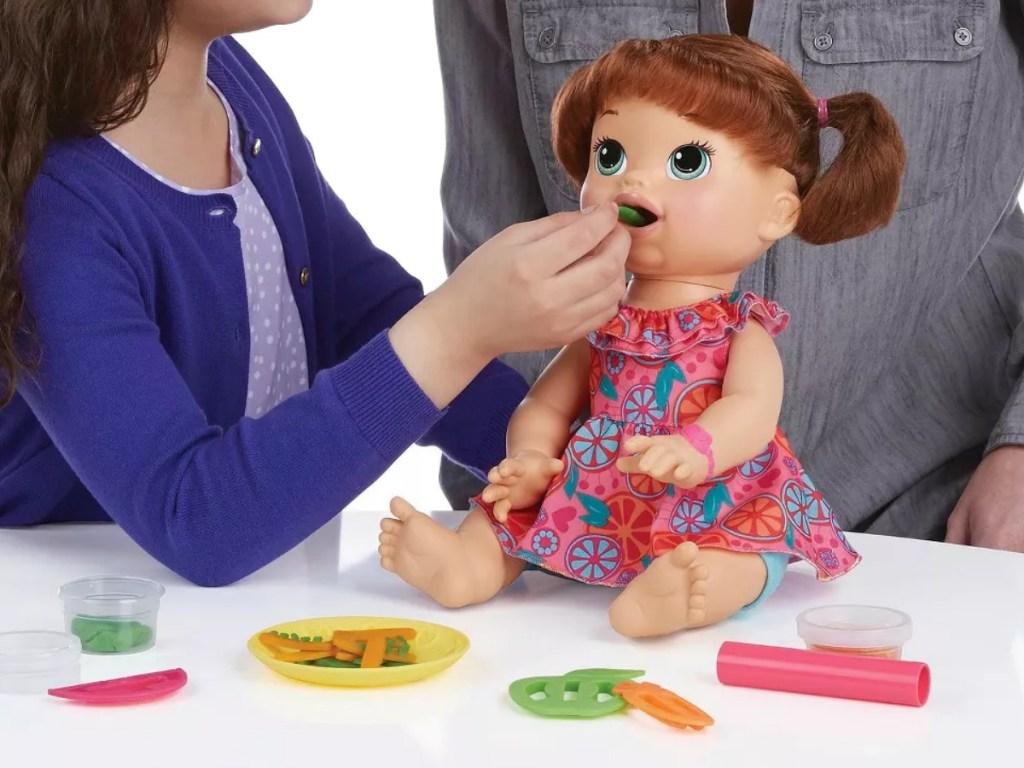 Baby Alive Snacks Dolls