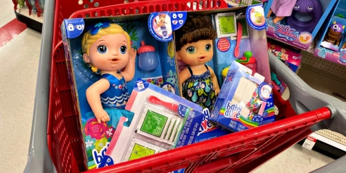 Baby Alive Dolls as Low as $8.38 Shipped + More