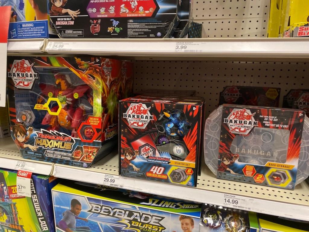 Bakugan at Target