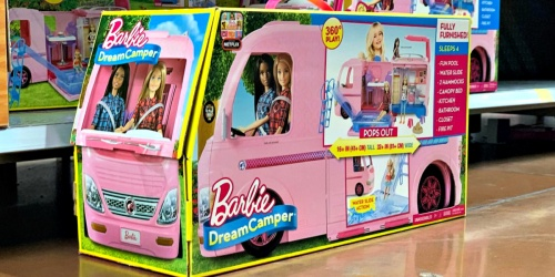 Barbie Dream Camper Only $48.74 Shipped at Target (Regularly $95)