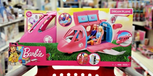 Barbie Dream Plane Only $47 Shipped (Regularly $75)