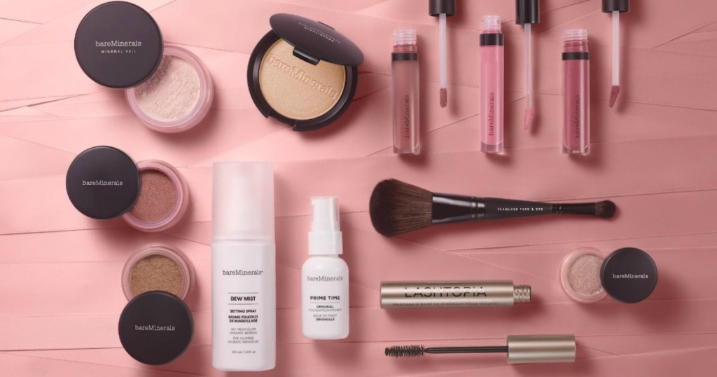 Bare Minerals Best in Clean Set