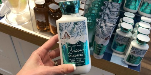 Bath & Body Works Body Lotion Only $2.95 | FUN Stocking Stuffer Idea