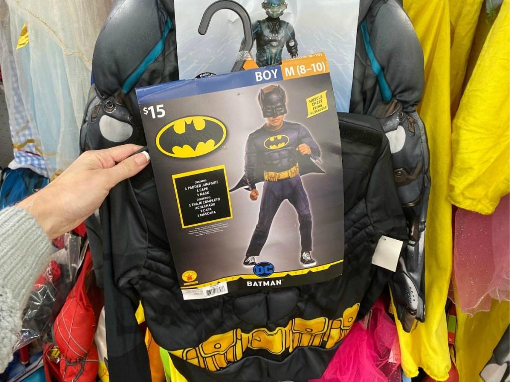 Batman Halloween Costume Walmart