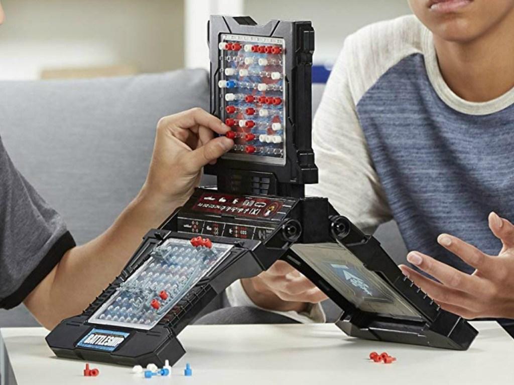 Electronic Battleship Board Game