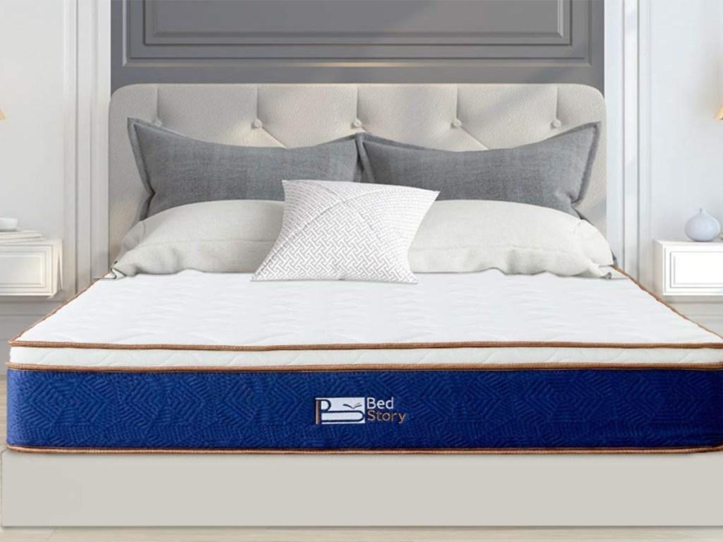 bedstory mattress topper