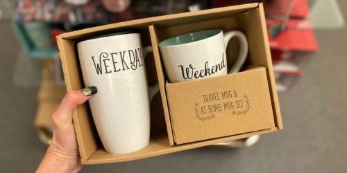 Belle Maison Mug Gift Sets Only $11 at Kohl's (Regularly $20)