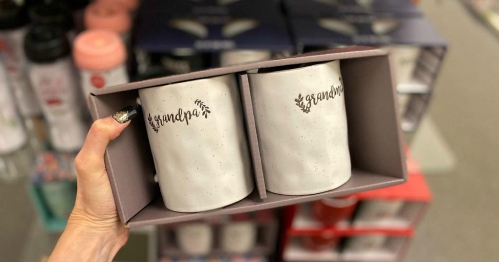 Belle Maison Mug Sets Kohl's