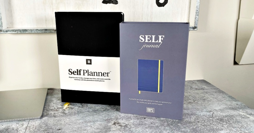 Best Self Co Self Planner and Self Journal