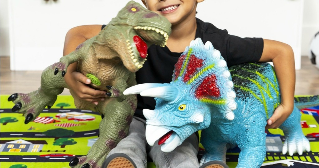 Big Realistic Dinosaurs