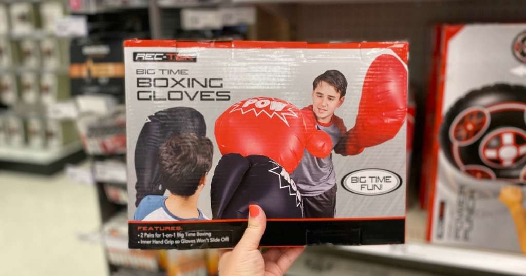 Big Time Boxing Gloves