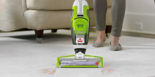Bissell CrossWave Wet-Dry Vacuum From $153.99 Shipped + Get $30 Kohl's Cash (Regularly $320)