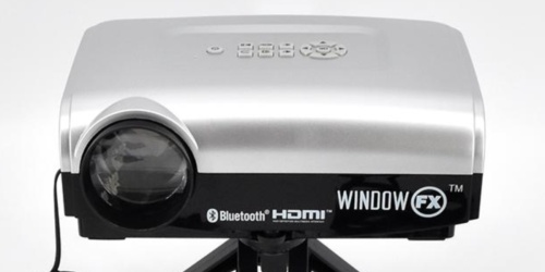 Window FX Plus Projector Kit Only $22 at Home Depot (Regularly $90)