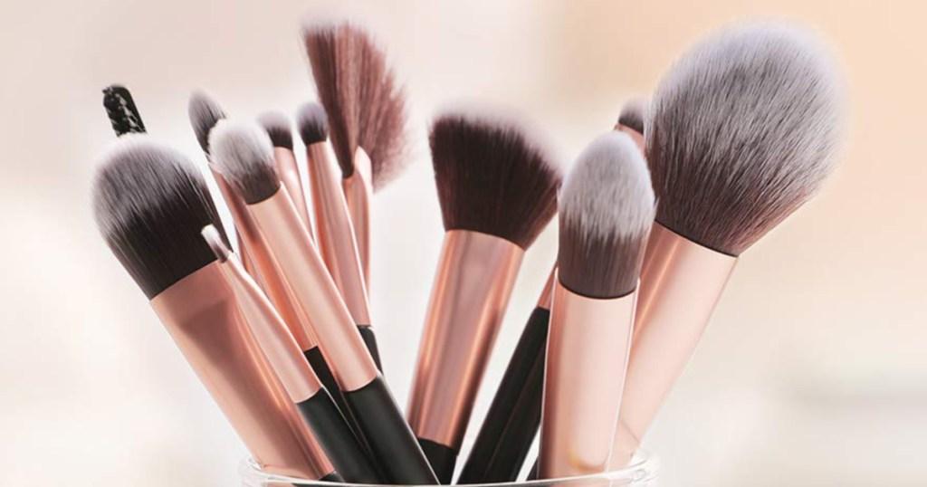 Anjou Makeup Brush Set Amazon
