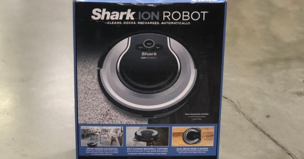 Shark Robot Ion Vacuum