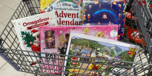 Holiday Advent Calendars Now Available at ALDI   Wine & Cheese, Disney, Paw Patrol & More