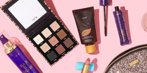 Tarte Cosmetics Beauty Kit Only $63 Shipped ($207 Value) | 7 Full-Size Products