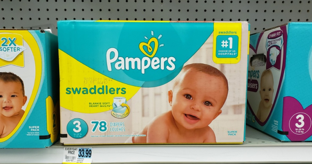 Pampers Super Pack Diapers Rite Aid