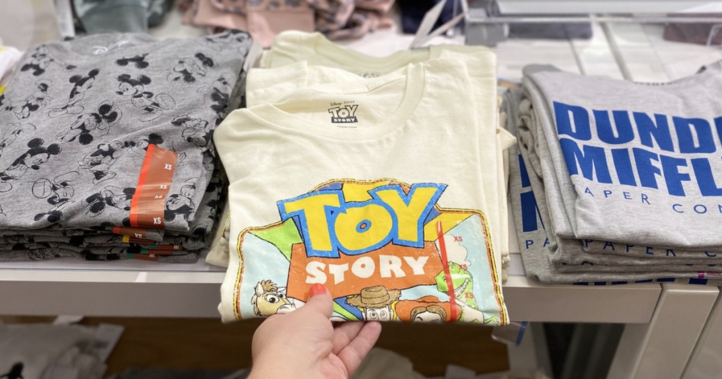 Women's Toy Story Graphic Tee