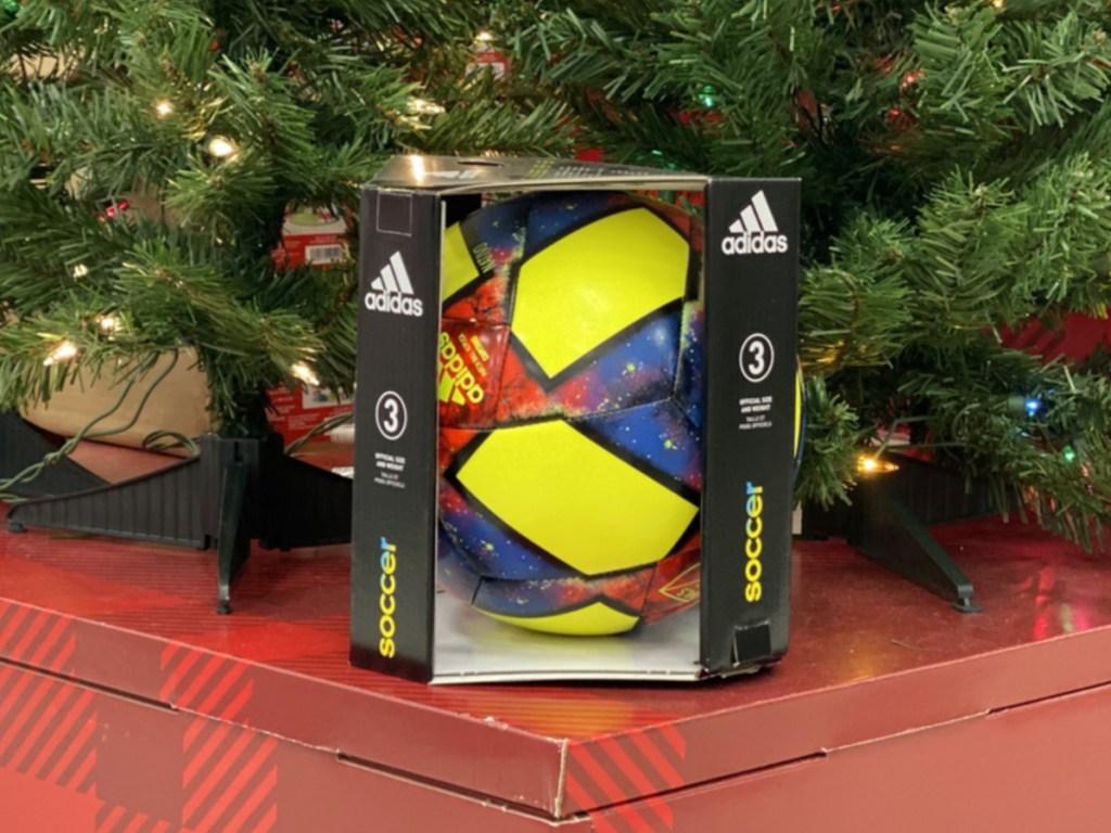 Adidas Soccer Ball at Target