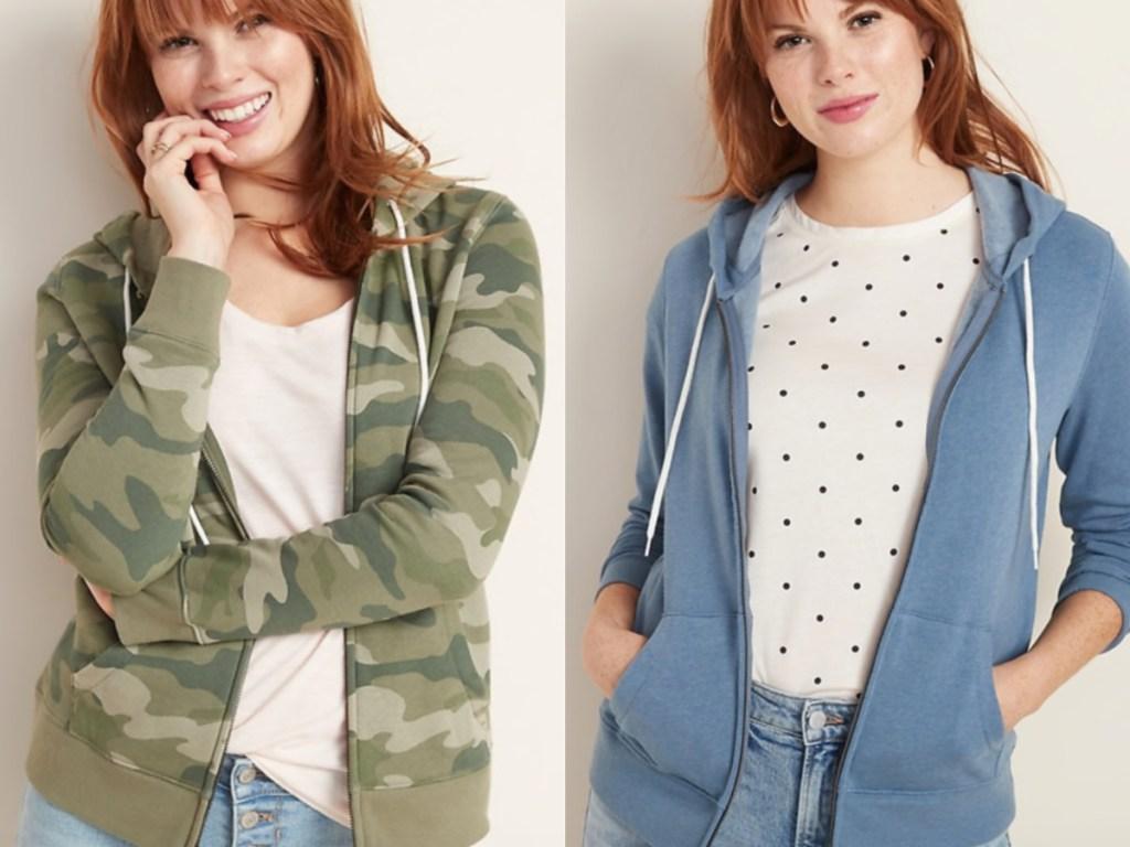 Women's Old Navy Hoodies