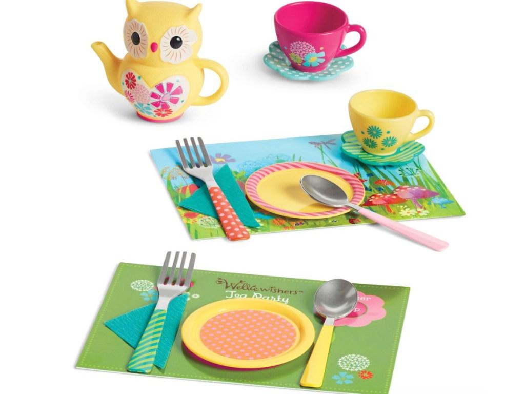 Wellie Wishers Tea Party Set