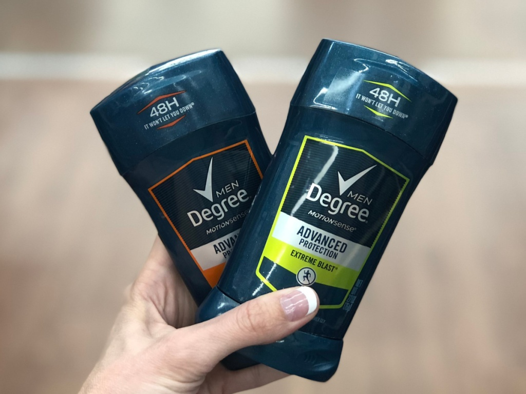 men degree motionsense deodorant